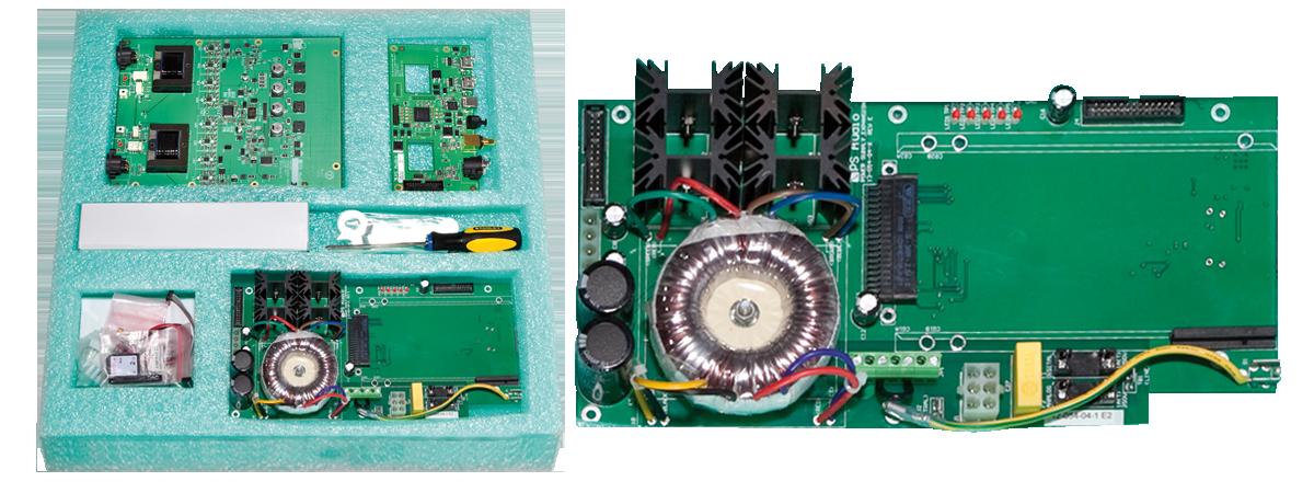 DSD Kit und Bridge